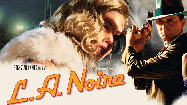 Новая графика в игре L.A. Noire