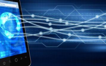 Новая технология передачи интернета