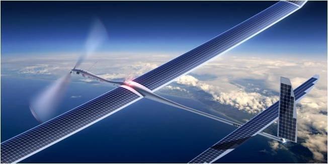 Интернет везде и для всех от Facebook и Airbus