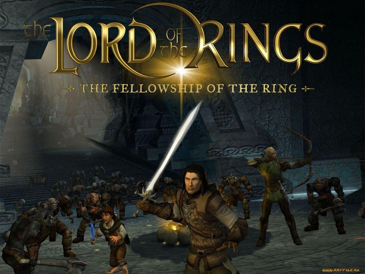 Начата разработка новой карточной игры Lord of the Rings