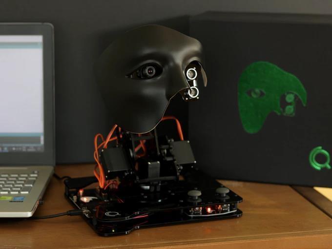 NOVA – создайте собственного робота с искусственным интеллектом