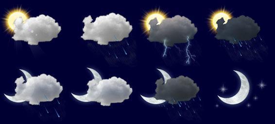 Прогноз погоды в гаджетах. Кто предупрежден – тот вооружен