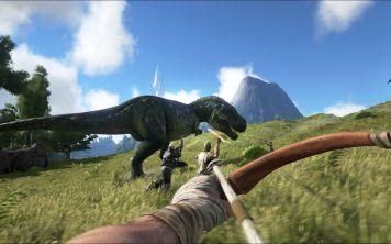 Ark: Survival Evolved - игра будущего в прямом смысле слова