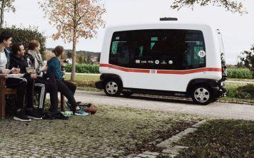Прокатиться на беспилотном транспорте