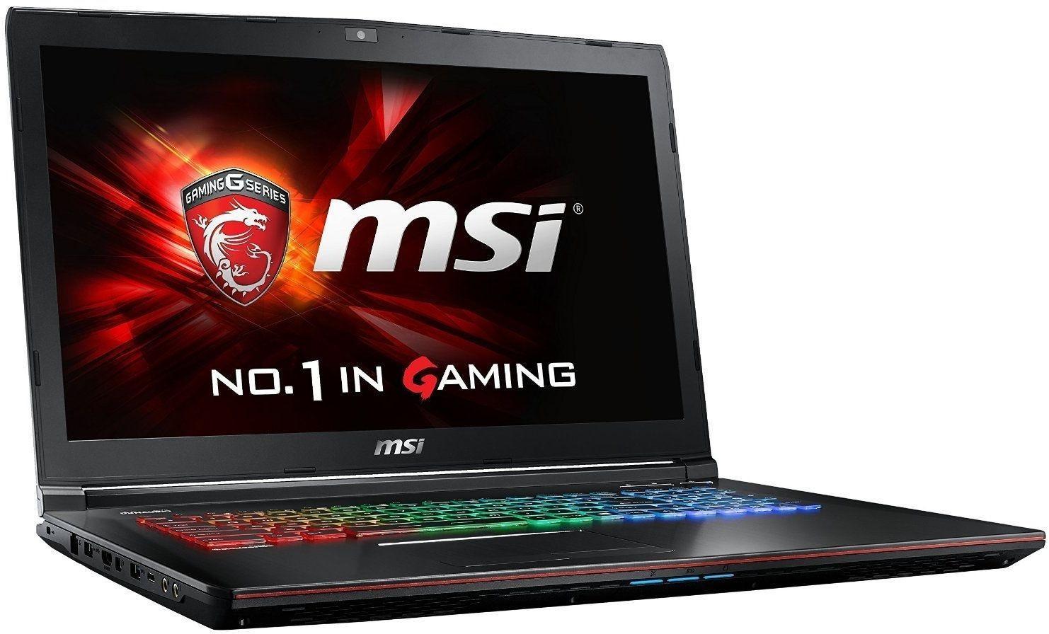 Ноутбуки MSI –игровое качество от лидера