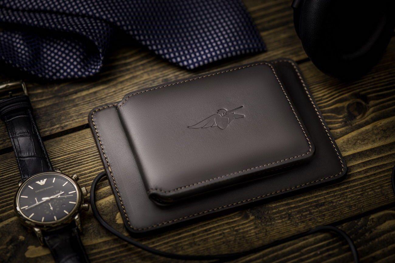 Volterman - умный кошелёк против мошенников