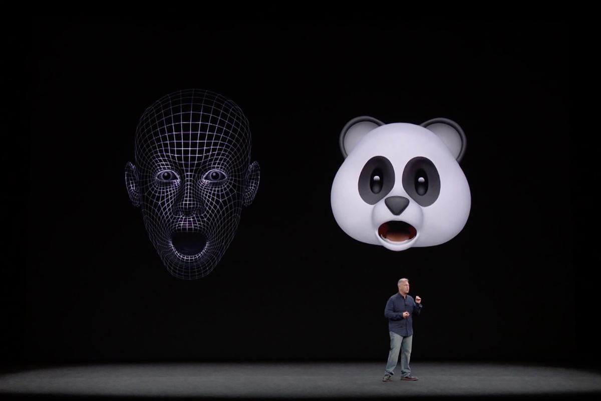 Разоблачение технологии True Depth и Animoji в iPhone X