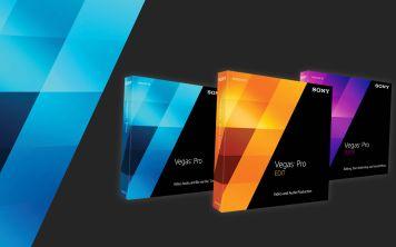 Как в Sony Vegas Pro 13 вставить эффекты?