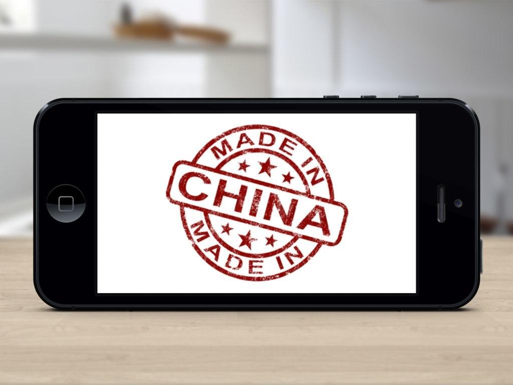 Обман китайских производителей