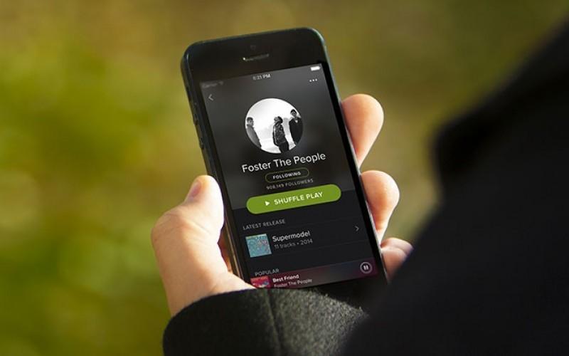 Spotify теперь не поддерживается браузером Safari