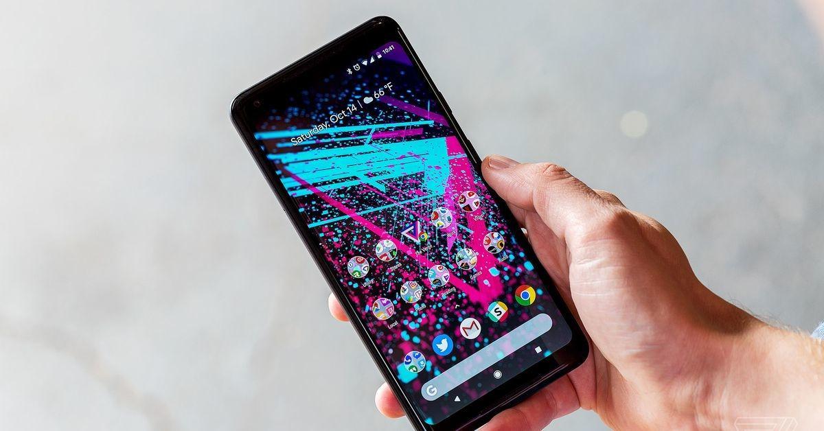 Pixel 2 снова в лидерах
