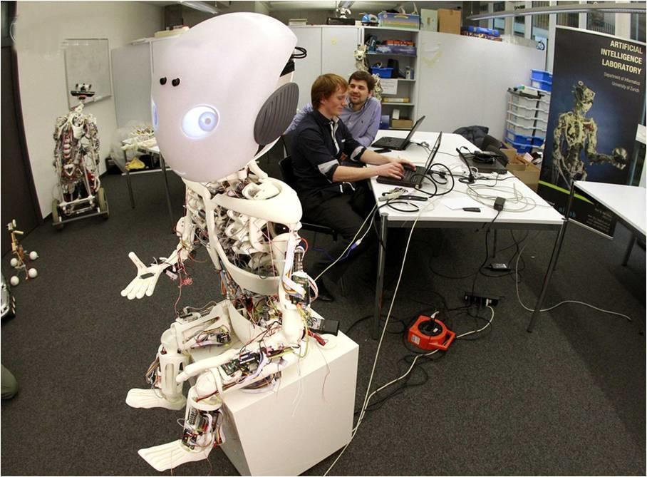 Роботы будут иметь сознание