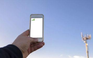 Перестаньте поднимать телефон для лучшего приёма