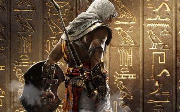 Фанат разгадал иероглифы из Assassins Creed Origins