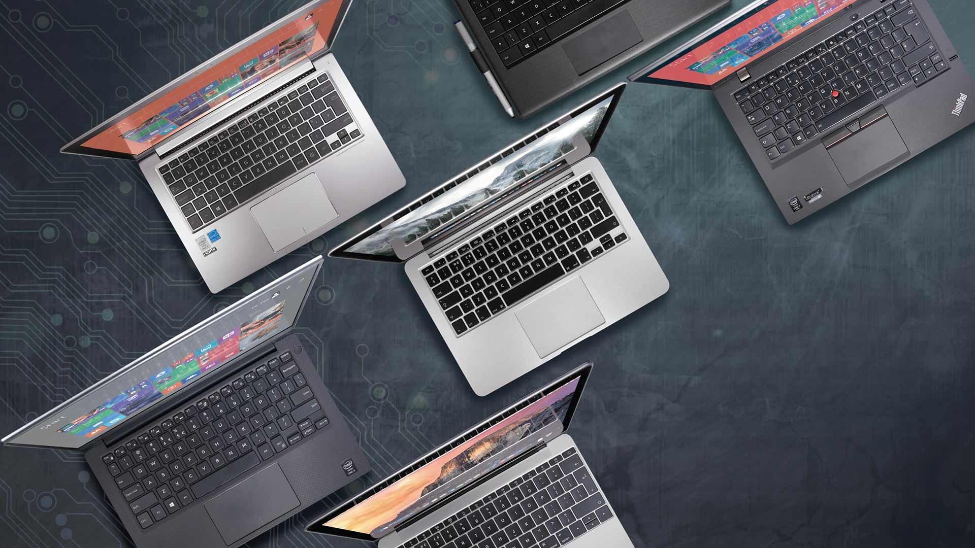 ТОП- 5 лучших ноутбуков для геймеров