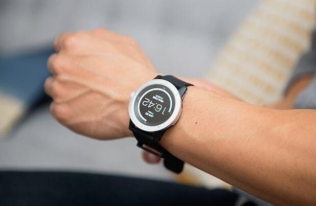 PowerWatch – первые часы с подзарядкой от тепла