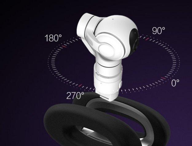 Гидроскутер Mi Ninebot Plus,теперь будет оснащен камерой