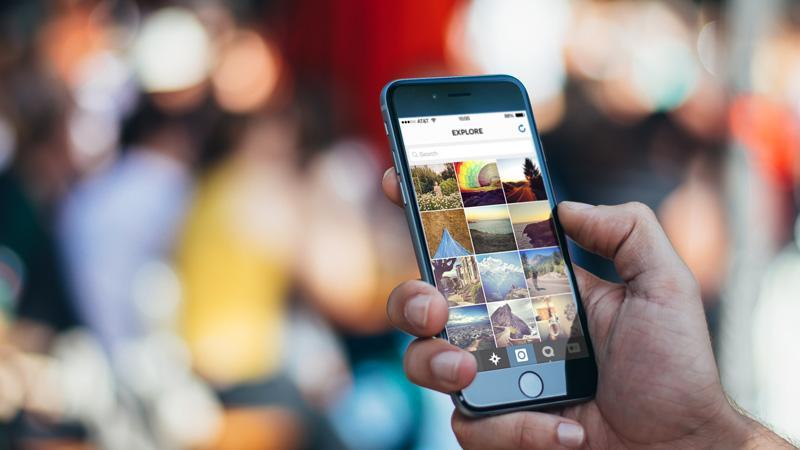 Как загрузить фото в инстаграм с телефона?