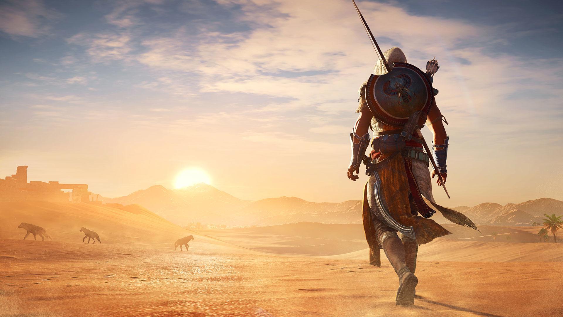 Assassin's Creed Origins в подарок при покупке продукции Asus