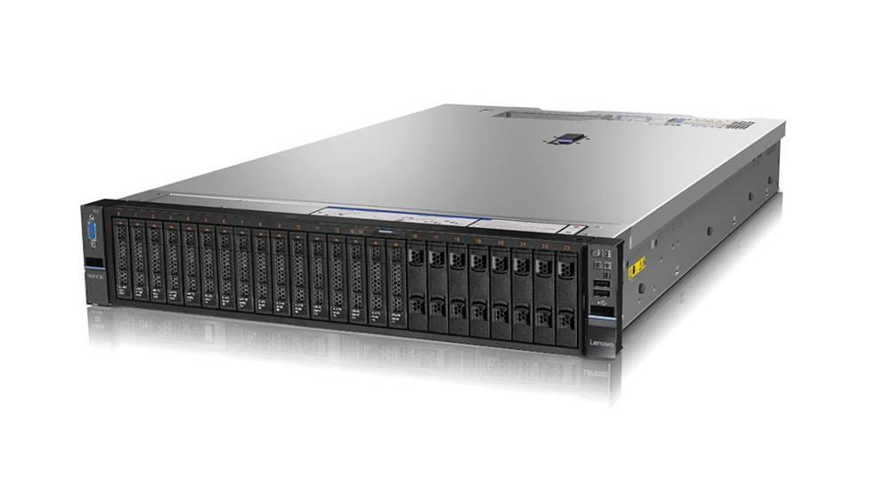 Lenovo Storage DX8200D– системы хранения нового поколения
