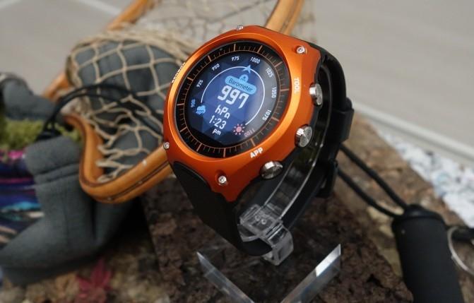 Casio WSD-F10 – ударопрочные умные часы для экстремальных условий