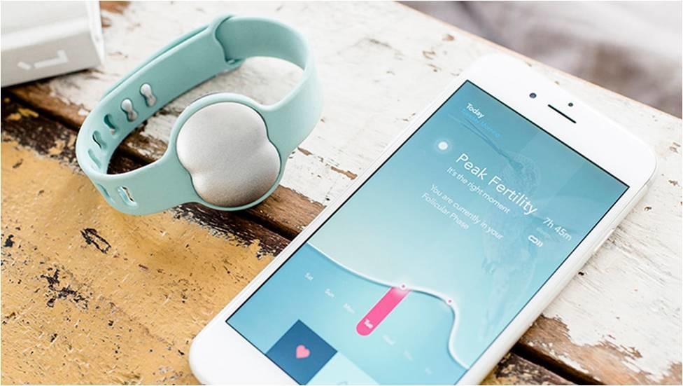 Ava Bracelet - smart-часы, которые определяют беременность