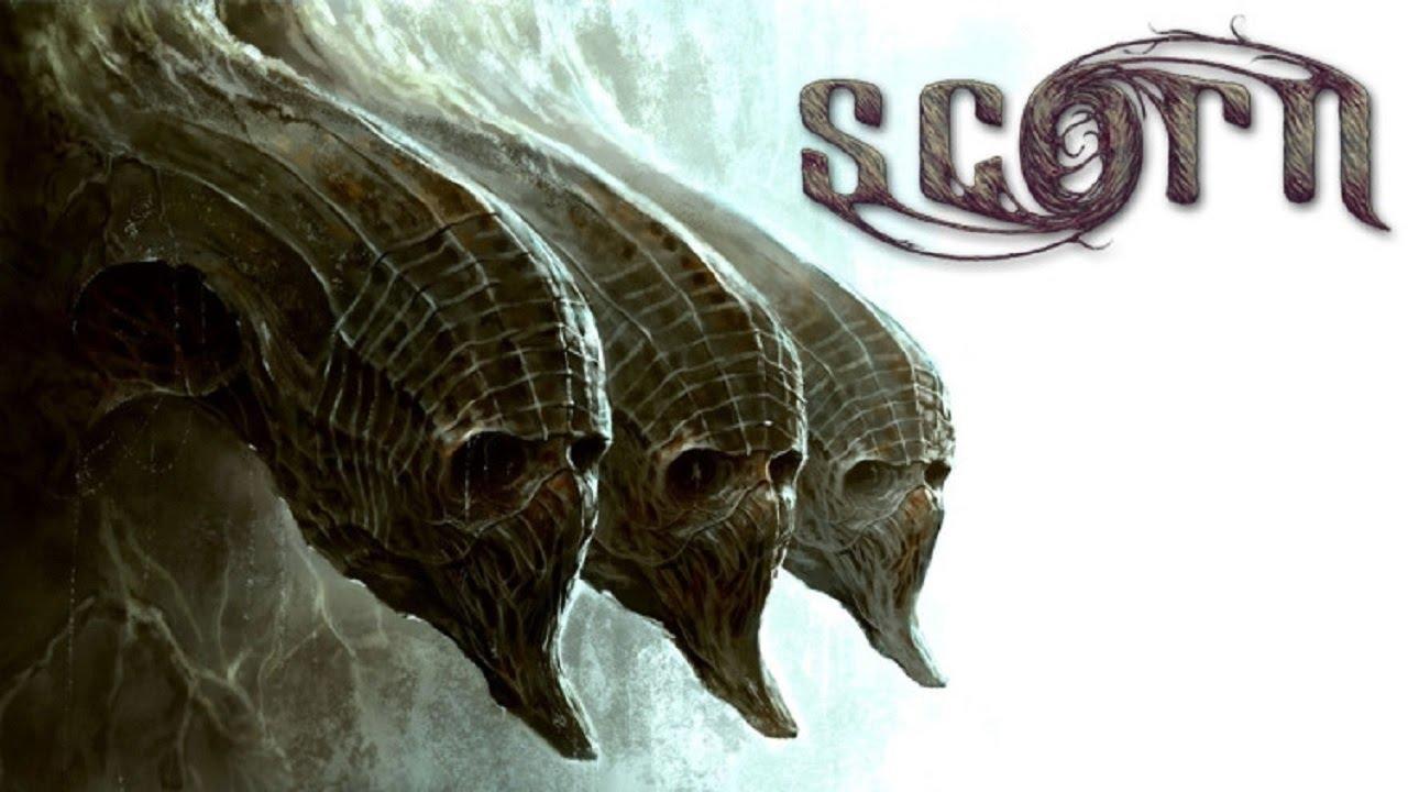 Хоррор Scorn с мрачной и отталкивающей атмосферой вернулся на Kickstarter