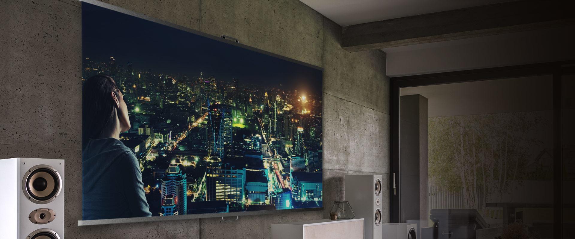Новый домашний проектор BenQHT1070A