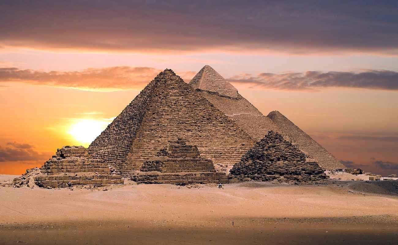 Найди сокровища Дренего Египта!