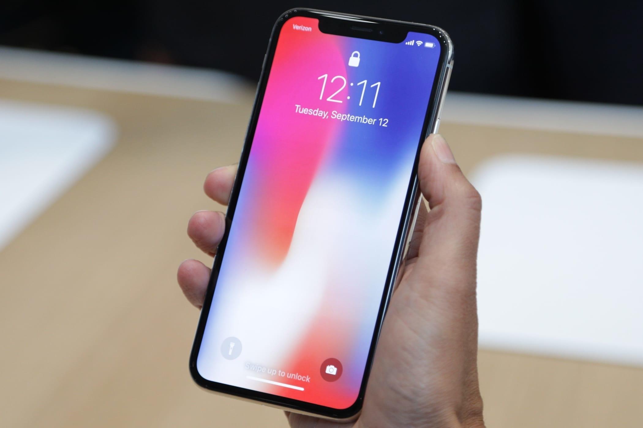 Как сэкономить на старте продаж iPhone X?