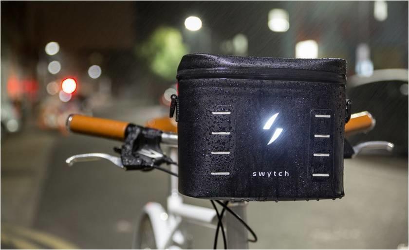 Swytch сделает из велосипеда электробайк