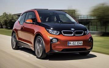 BMW разработала беспроводную зарядку