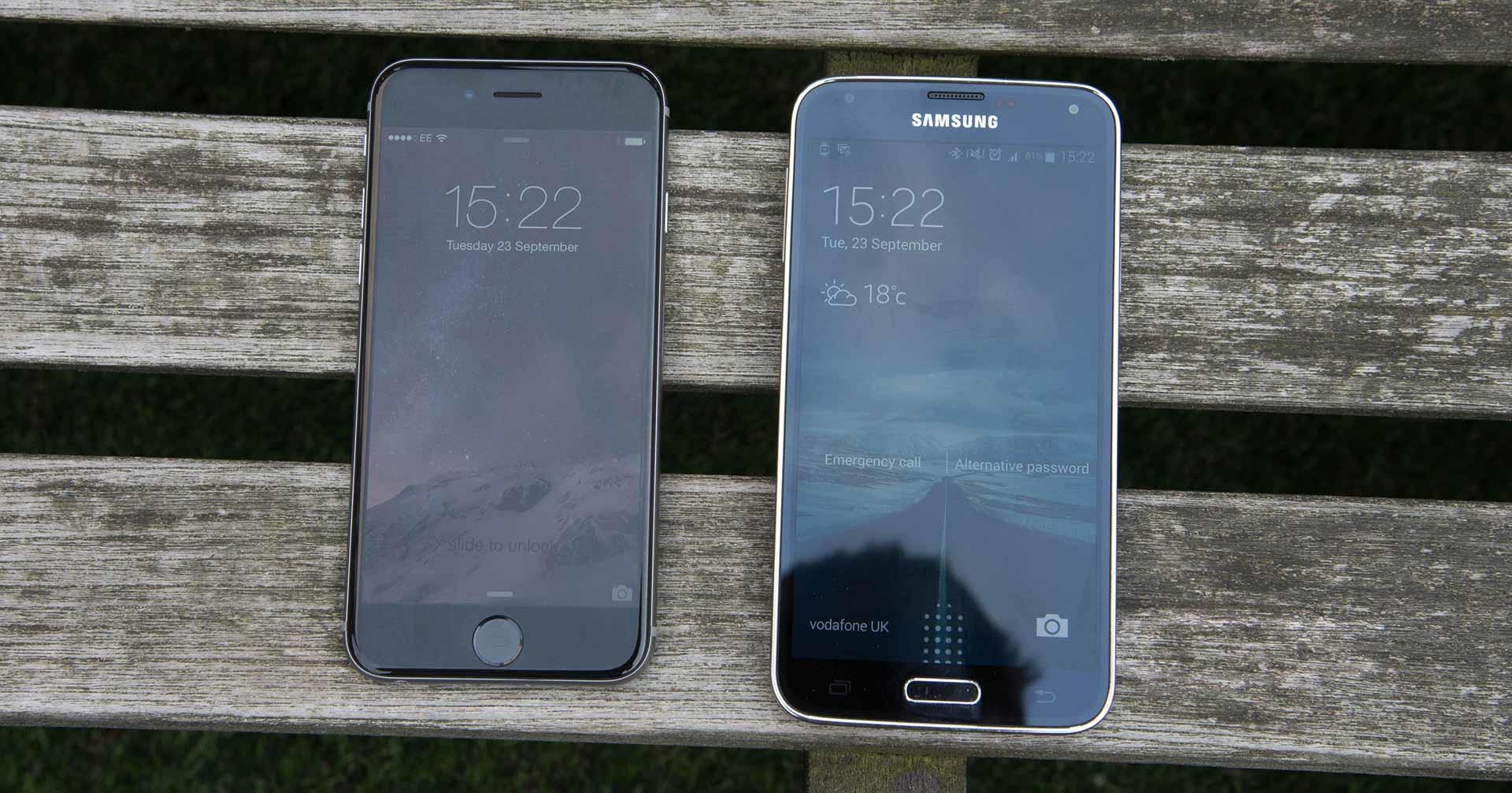 Samsung обошел Apple по продажам в России