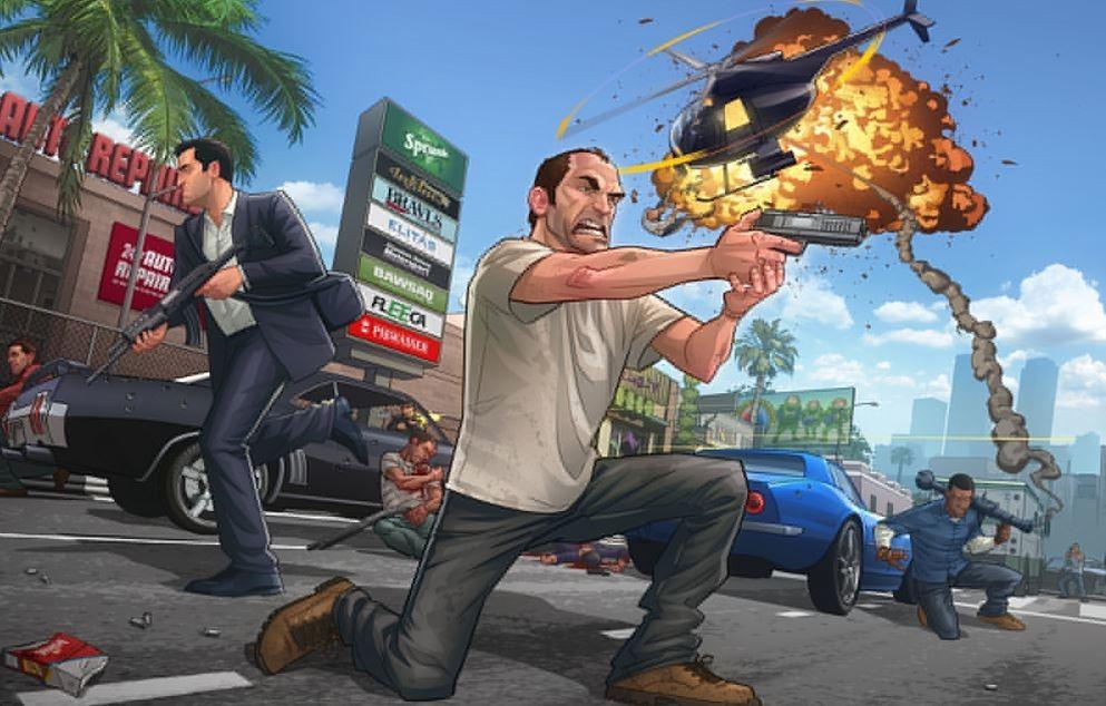 Какой сюрприз преподнесла GTA Online?
