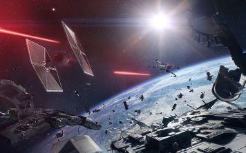 Новое крупное обновление для Star Wars: Battlefront 2