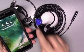 Камера-эндоскоп Depstech WiFi Borescope