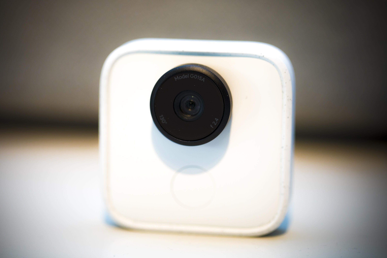 Google представила небольшую домашнюю камеру