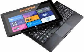 Digma CITI E200: производительный планшет на Windows 10