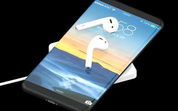 В iOS 11 обнаружили новый звук подключения iPhone 8 к беспроводной зарядке