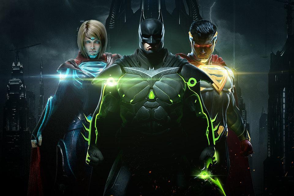 Стала известна дата выпуска первого нового персонажа в Injustice 2