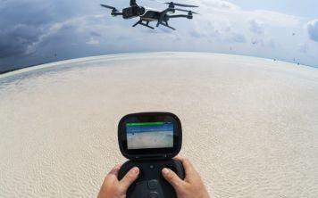 Новый дрон GoPro теперь в России
