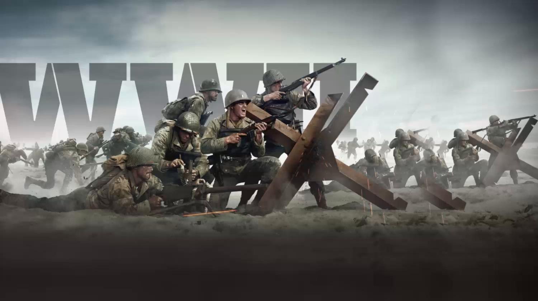 Авторы CoD WWII планировали создать совершенно иную игру