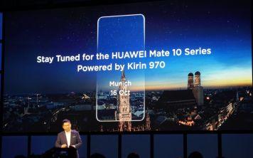 Huawei анонсирует выход безрамочного «убийцы» нового iPhone