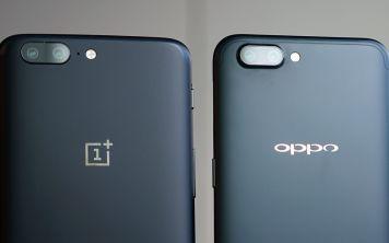 Разница между Oppo F5 и OnePlus 5T