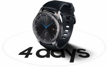 Samsung Gear S3 — функциональное дополнение к вашему стилю