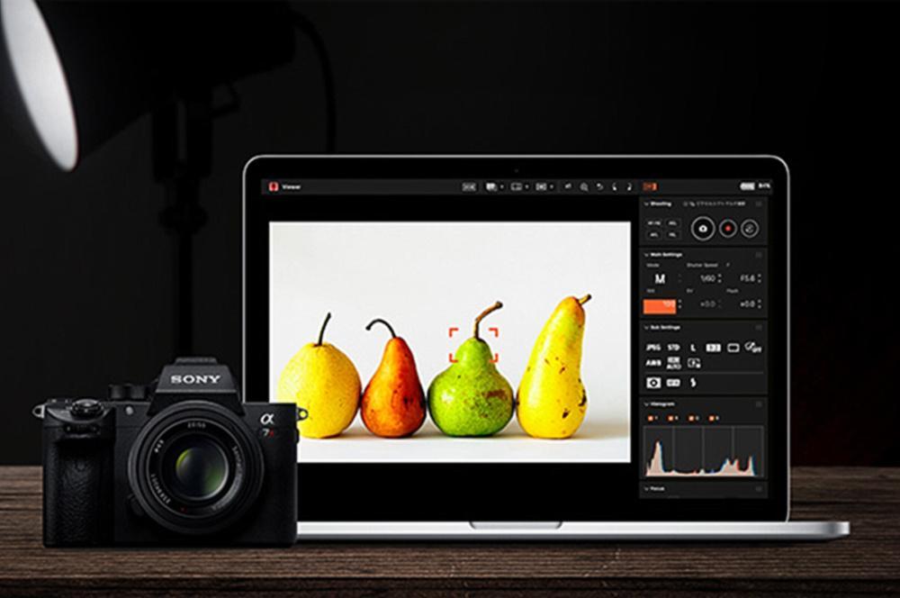 Новый графический редактор Imaging Edge от Sony