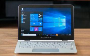 Windows 10 взламывается черно-белым фото