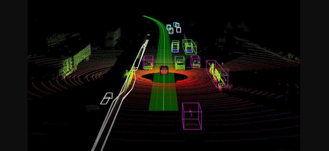 """Новый LiDAR-сенсор улучшит """"зрение"""" беспилотных автомобилей"""