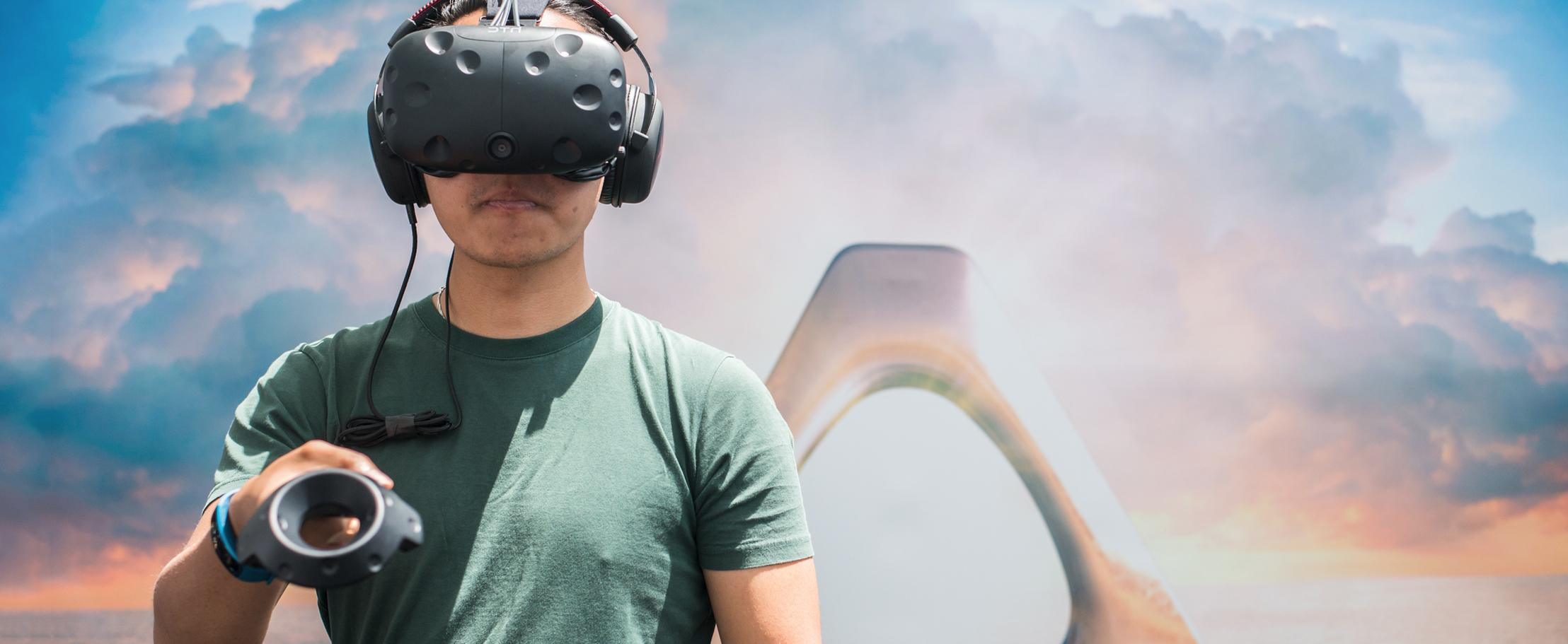 Благодаря этим играм виртуальная реальность будет популярной ещё очень долго