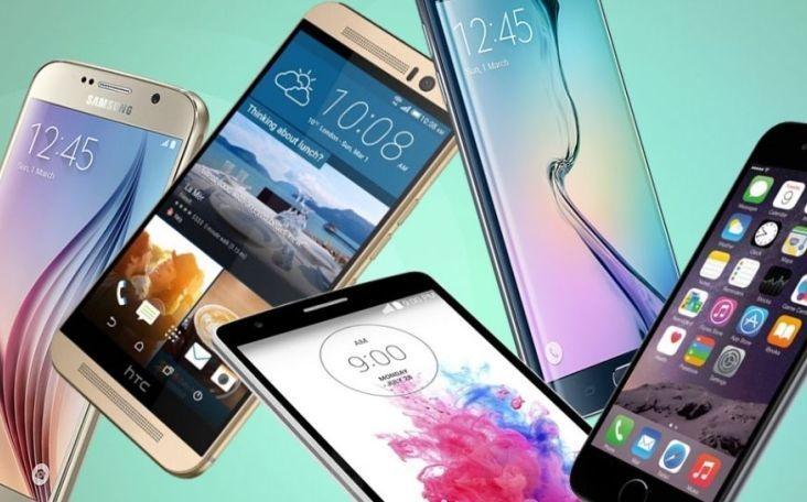 Самые популярные смартфоны июля